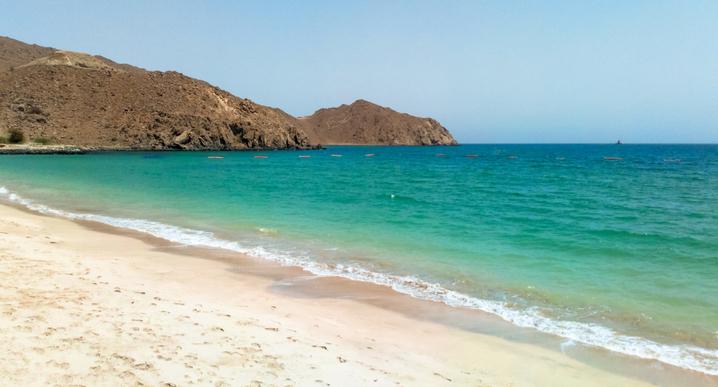 Beach near Fujairah